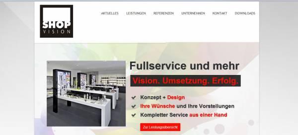 Großer Relaunch von ShopVision Hannover